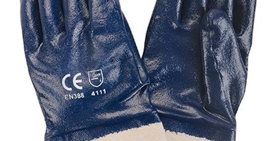 gant nitrile bleu 10/4 JOB (3 paires)