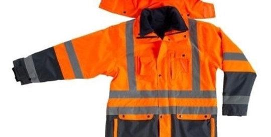 manteau imperméable 3 en 1 10/4 job