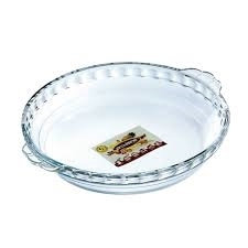 Assiette a Tarte en Pyrex 3.5 L. Arcuisine | 430197BA