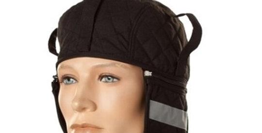 Sous casque avec bande réfléchissante 70-WH28-RF 10/4 JOB noir