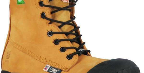botte Big Bill modèle BB6014 Tan