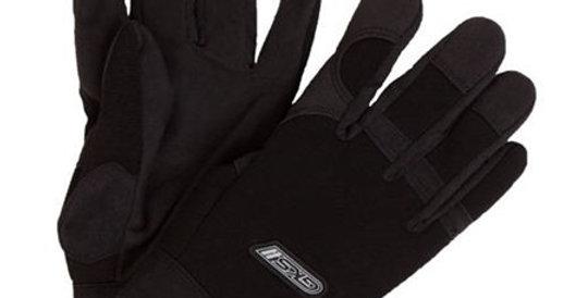 gant synthétique spandex non doublé noir GKS