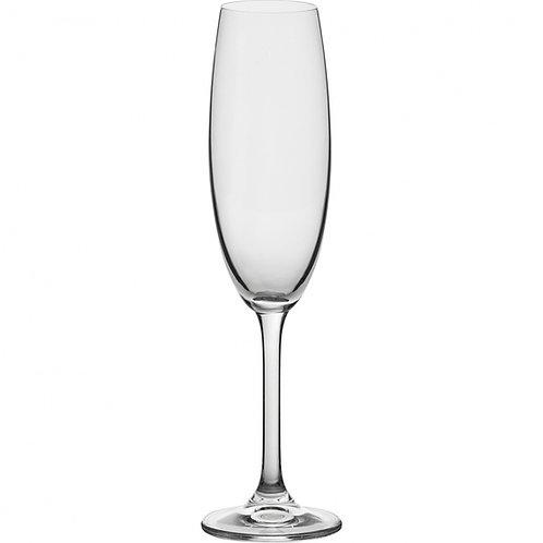 Ens. de 4 flûtes à champagne SAVOUR 220 ml Trudeau    TRUD 4900824
