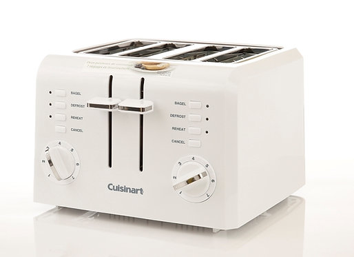 Grille-pain 4 tranches Cuisinart  | CPT-142C