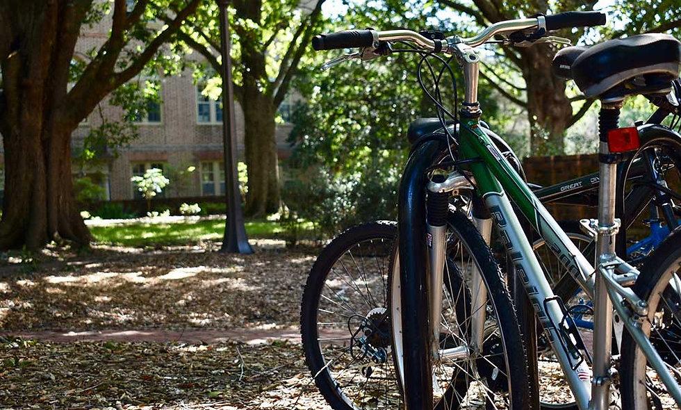 Supports à vélo