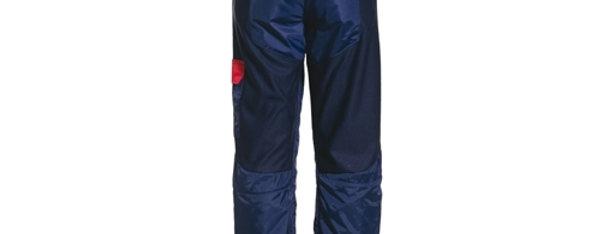 pantalon scie à chaîne bleu Kingtreads taille extensible