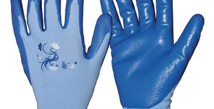 gant jardinage PF070 bleu