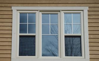 Peinture, Fenêtre, PVC