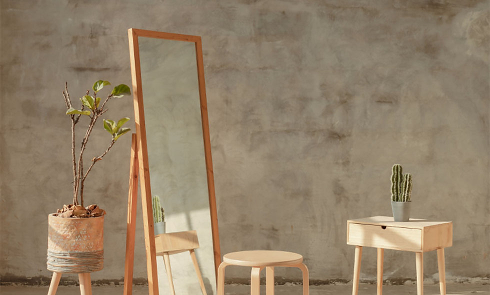 Cadres de miroirs