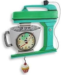 Horloge Mélangeur Vert | AD-P1370