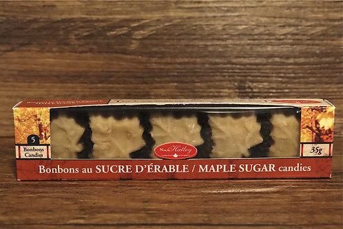 Bonbons sucre d'érable