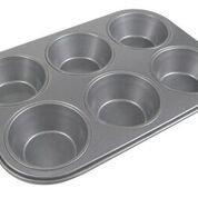 Moule à Muffin 6 Régulier La Patisserie | PATI-MU6