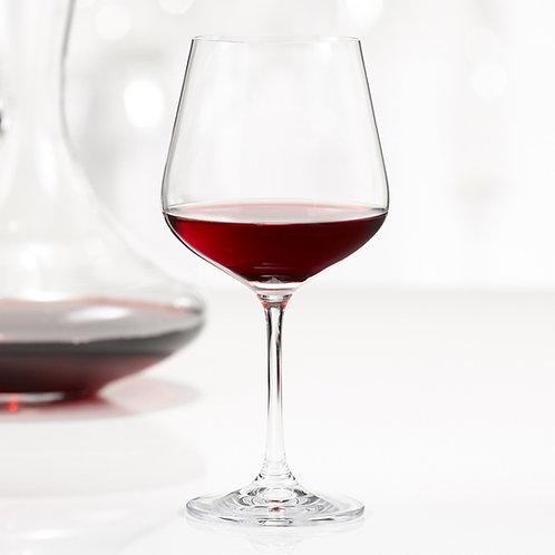 Ens. de 4 verres à vin rouge SPLENDIDO 600 ml Trudeau    TRUD 4900835