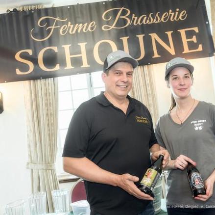 Ferme Brasserie Shoune © Josiane Farand
