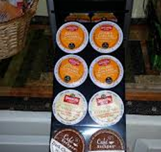 Range-tout pour godets Coffee Stack K-Cup YouCopia | 15010|