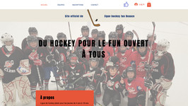 Ligue hockey fun Beauce