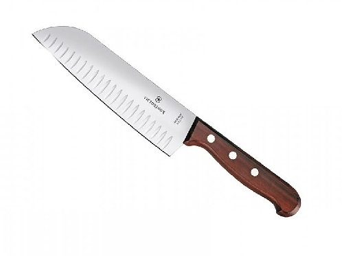 Couteau Santoku SwissClassic - lame alvéolée Victorinox   41527
