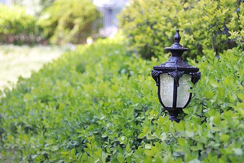 Lampadaires de jardin