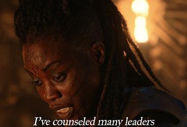 Cursed (KAZE counsels Nimue)