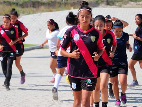 Puebla Femenil rumbo a la Liga MX Femenil