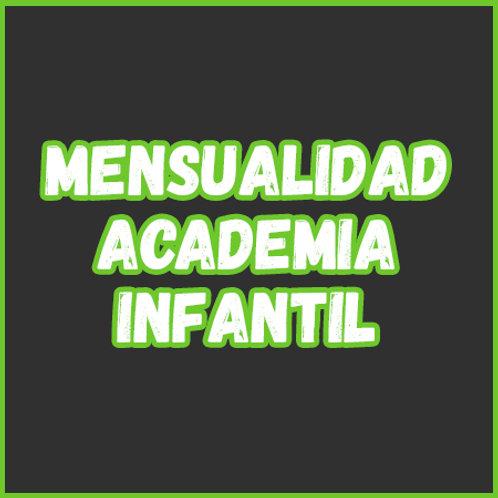 Mensualidad - Academia Infantil