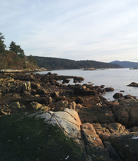The Saanich Peninsula