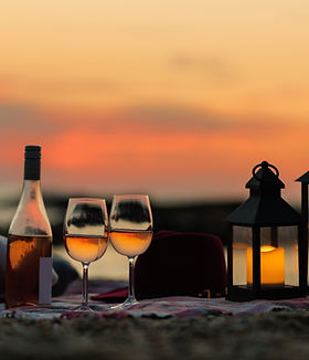 Sunset music & wine