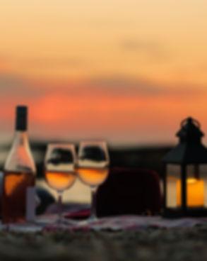 Sunset music & wine