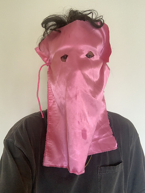 my covid mask