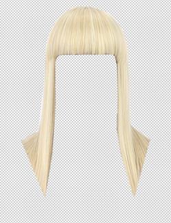 blonde e