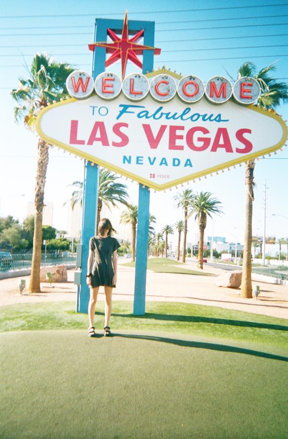 Sarah in Las Vegas