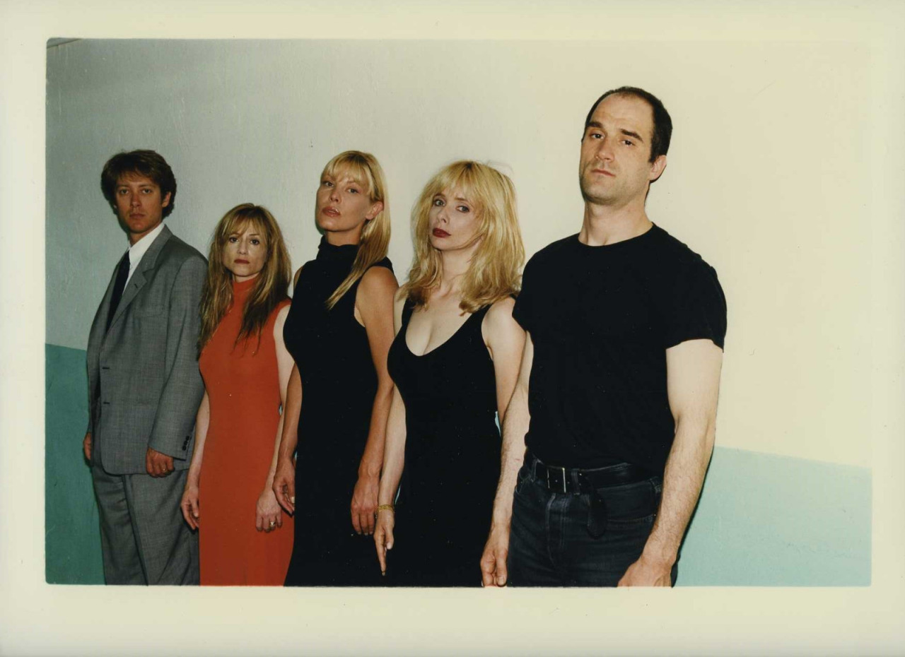 Cast of Crash