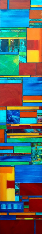"""Coexistence Series, """"Living in a Different World"""""""