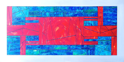 Red & Blue Series 03