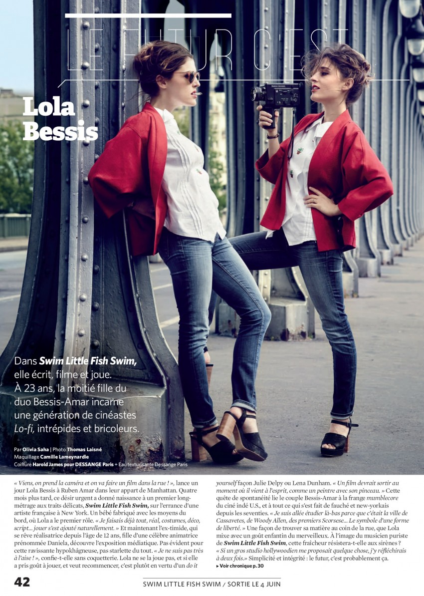 Lola Bessis UGC Illimité