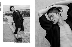 """Taiki in Paris"" Gun Magazine"