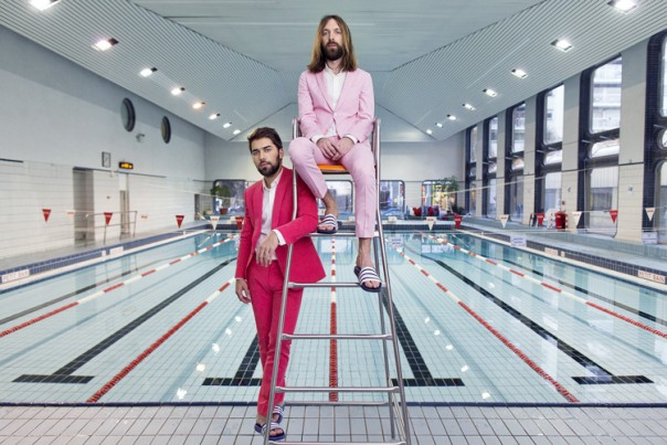 "Breakbot & Irfane ""Still Waters"""