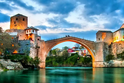 Balkan Turu (17 Duraklı)