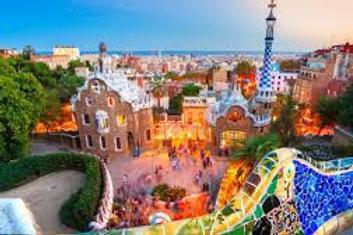 Endülüs - Barcelona Turu