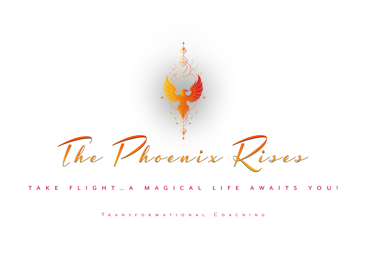 The Phoenix Rises - Logo (Transparent2).