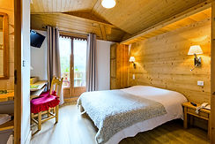 chambre hotel gai soleil samoens