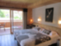 Suite Prestige lodge le grand cerf Samoens