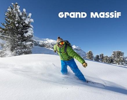 Ski Station du Grand Massif ©_TristanShu