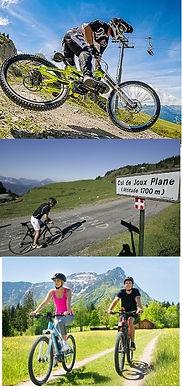vélo vtt enduro vae cyclotourisme samoen
