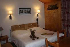 chambre famille hotel gai soleil samoens