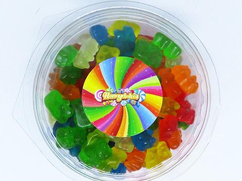 Gummy Bears Candy Tub
