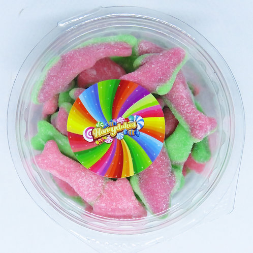 Watermelon Sharks Candy Tub