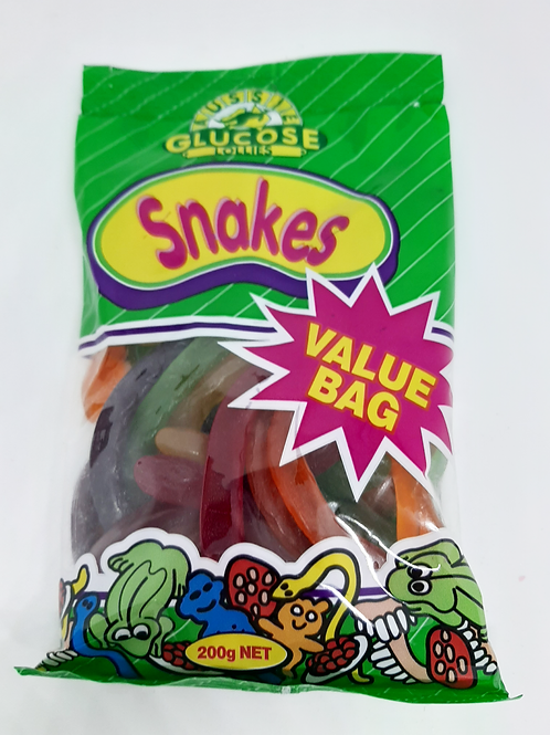 Snakes Candy Lollies Confectionery