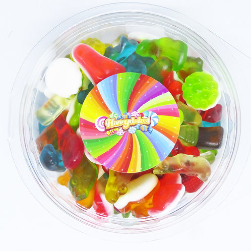 Trolli Groovy Mix Candy Tub