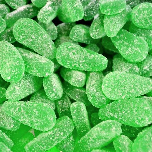Spearmint Leaves Fresha Candy Lollies Confectionery